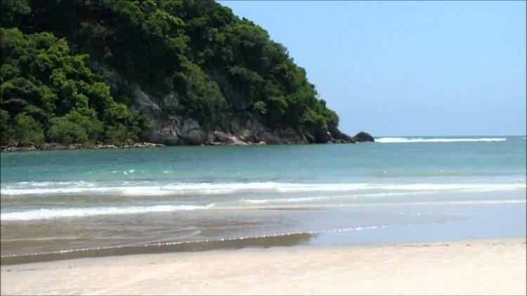 Guaratuba é uma das melhores praias de Bertioga em São Paulo