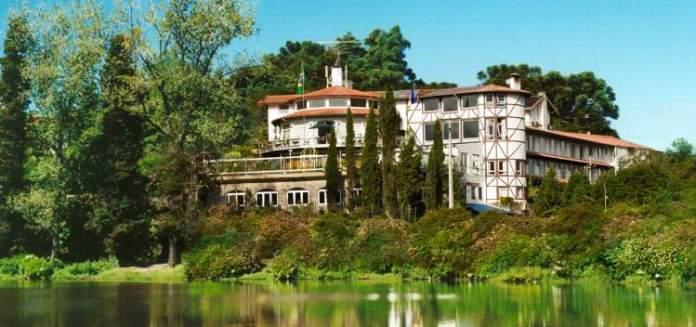Hotel e Estalagem St.Hubertus é um dos hotéis em Gramado