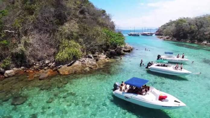 Ilha Grande é uma das incríveis ilhas brasileiras