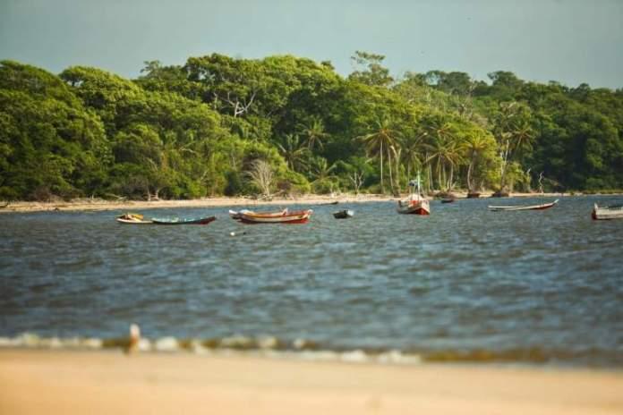 Ilha de Marajó é uma das melhores praias do Pará