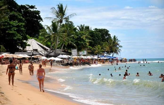 Mucugê é uma das melhores praias de Arraial D'Ajuda