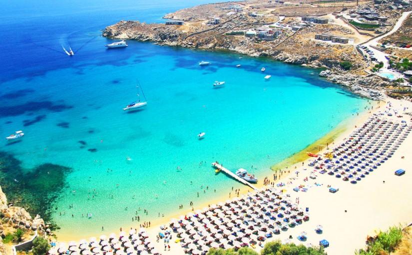 Mykonos é uma das melhores ilhas gregas