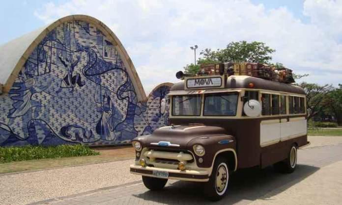 Pampulha Retrô Tour é um dos pontos turísticos em Belo Horizonte