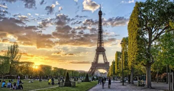 Paris é um dos melhores destinos turísticos da Europa