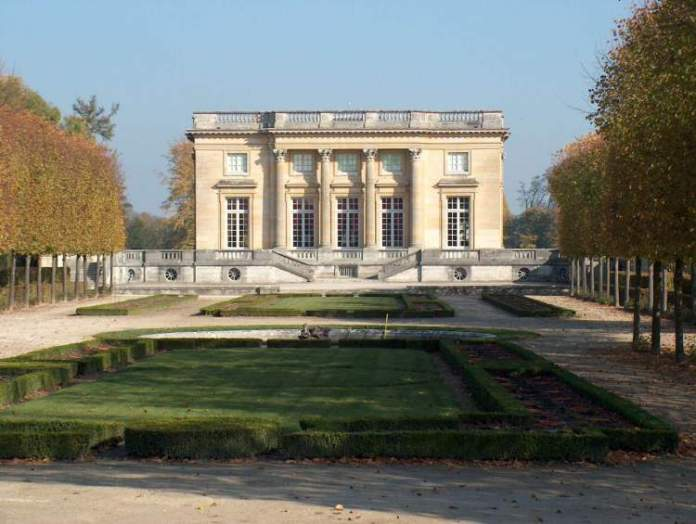 Petit Trianon no Palácio de Versalhes