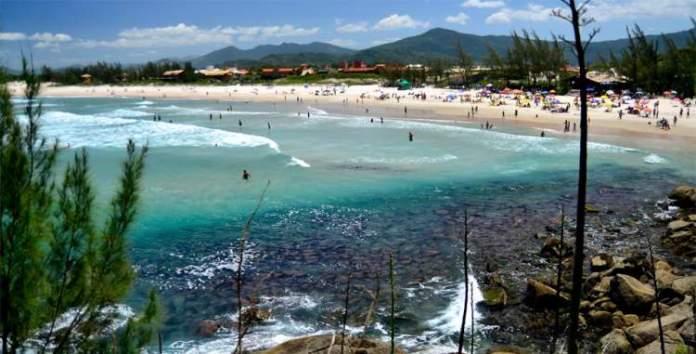 Praia da Ferrugem é uma das praias mais paradisíacas de Santa Catarina