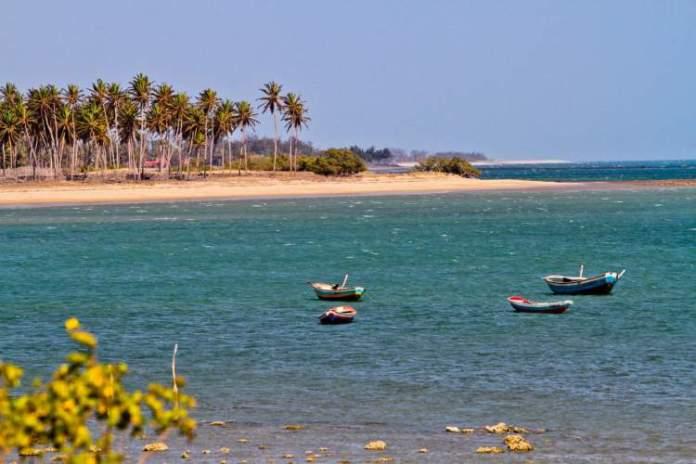 Praia de Barra Grande é uma das melhores Praias do Piauí