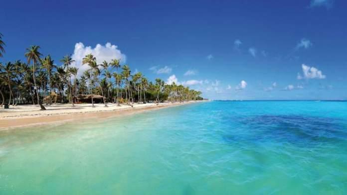 Praia de Bibijagua é uma das melhores praias de Punta Cana