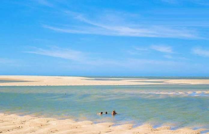 Praia de Macapá é uma das melhores Praias do Piauí