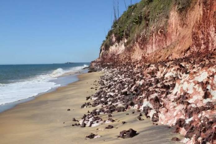 Praia de Porto Grande é uma das melhores praias de Guarapari
