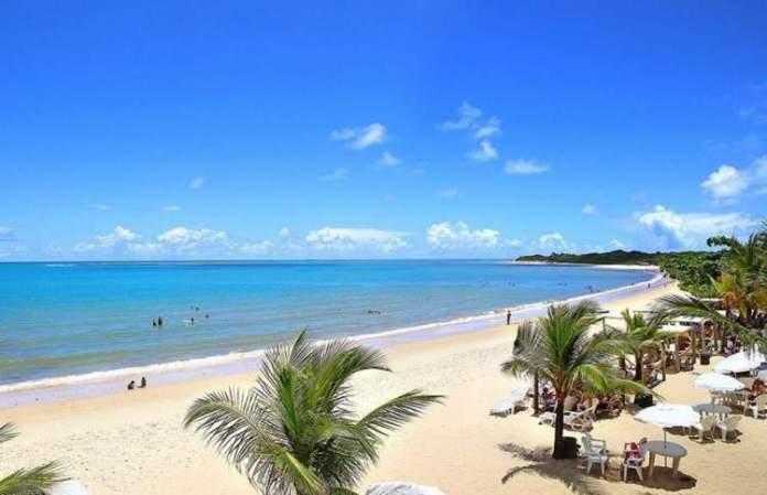 Praia do Parracho é uma das melhores praias de Arraial D'Ajuda