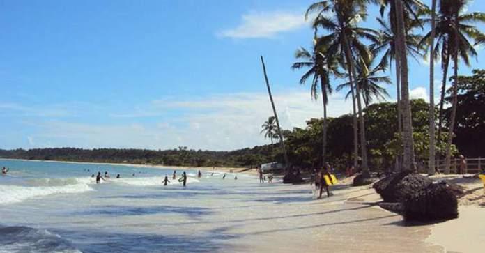 Praia dos Nativos é uma das melhores praias de Trancoso