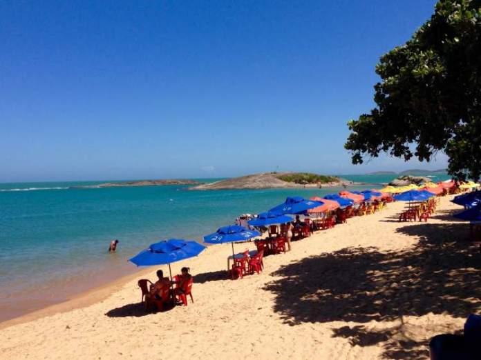 Setiba é uma das melhores praias de Guarapari