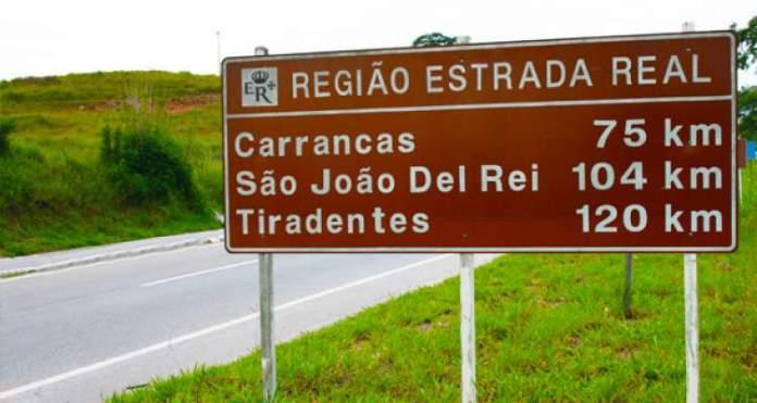 Sua localização é um dos motivos para conhecer a cidade de Carrancas