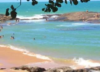melhores praias de Guarapari capa
