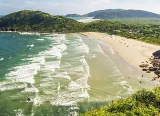 melhores praias do Paraná capa
