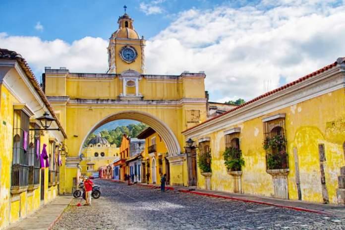 Antigua Guatemala é um dos Destinos Incríveis na Guatemala