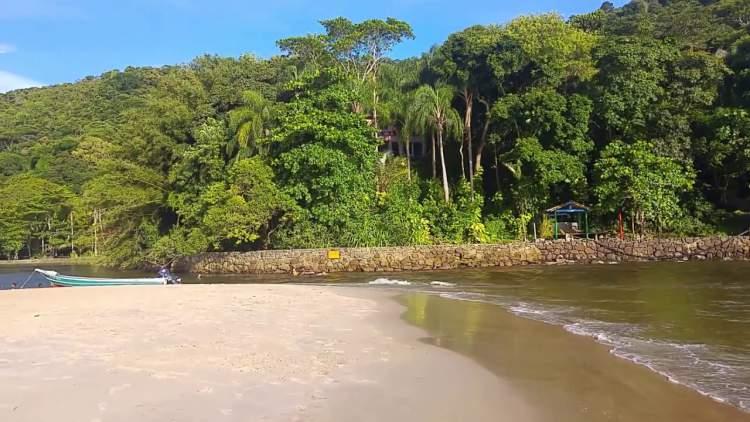 Barra do Sahy é uma das melhores praias de São Sebastião