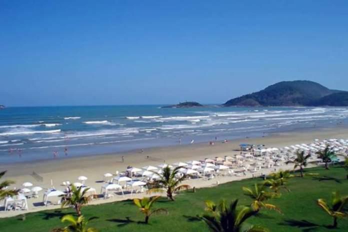 Boraceia é uma das melhores praias de São Sebastião