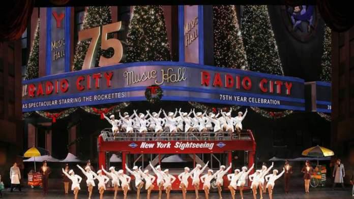 Christmas Spectacular é uma das atrações no inverno de Nova York