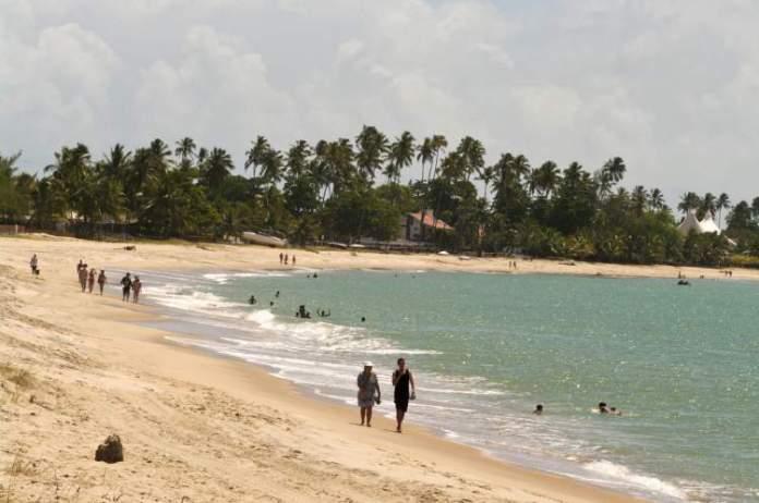 Enseadinha de Serrambi é uma das melhores Praias de Ipojuca