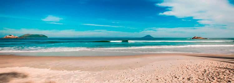 Juquehi é uma das melhores praias de São Sebastião