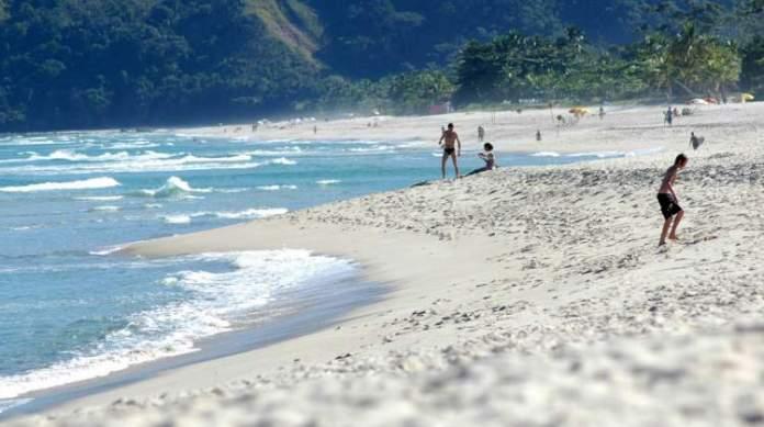 Maresias é uma das melhores praias de São Sebastião
