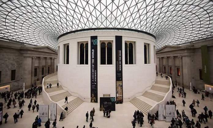 Museu Britânico é uma das Atrações Gratuitas em Londres