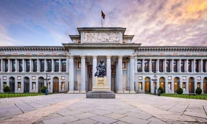 Museu do Prado é uma das Atrações Gratuitas em Madri