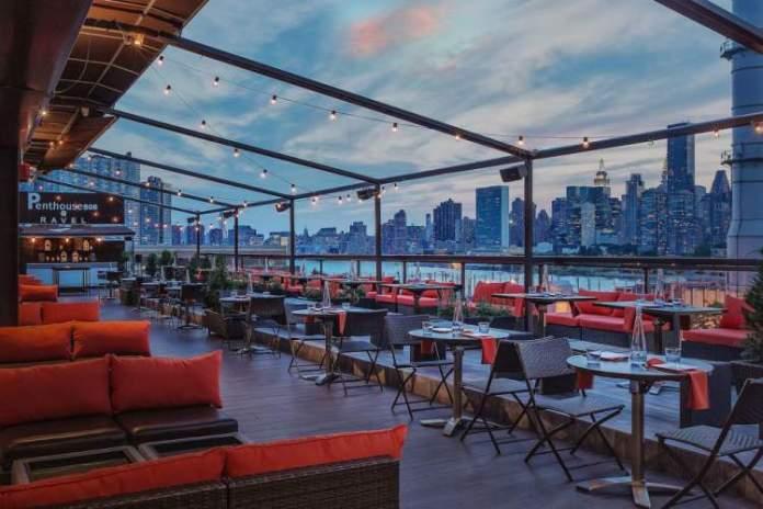 O que fazer em Nova York Ir a um Rooftop Bar
