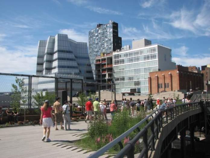 O que fazer em Nova York conhecer o Parque Linear High Line