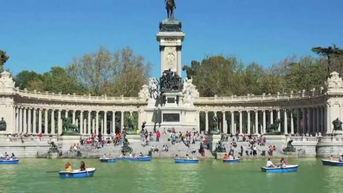 Parque do Retiro é uma das Atrações Gratuitas em Madri