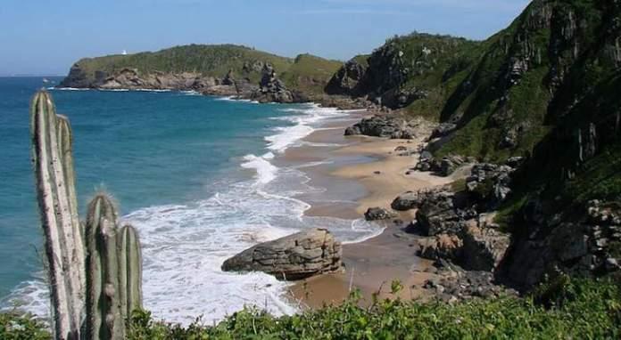Praia Brava é uma das melhores praias de Cabo Frio