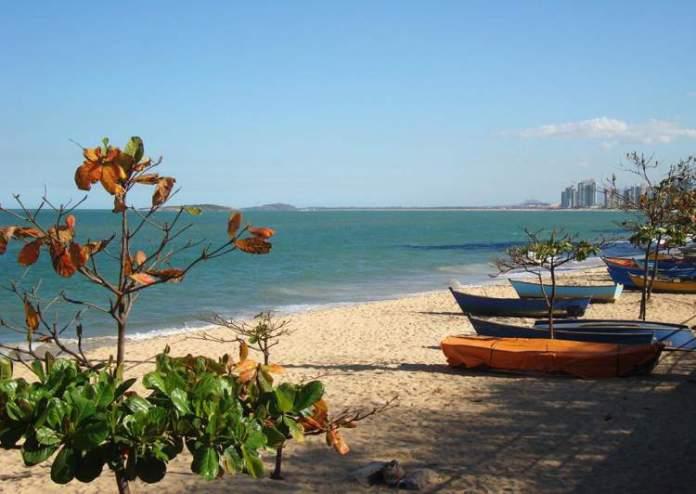 Praia de Itapoã é uma das melhores Praias de Vila Velha