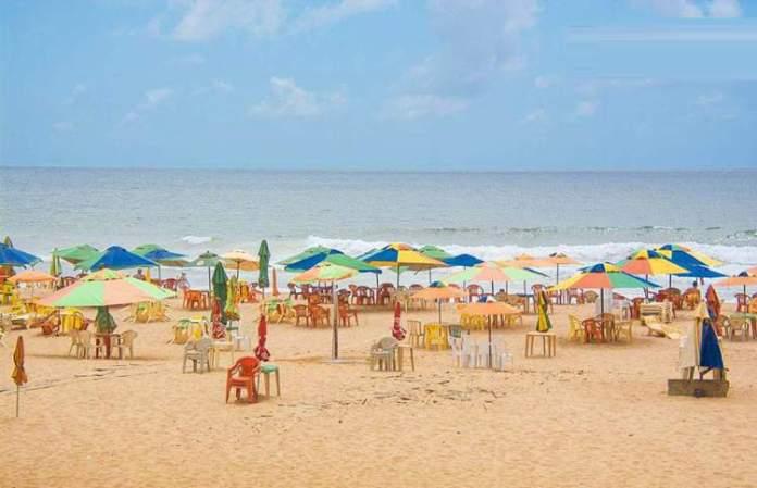 Praia de Jardim de Alá é uma das melhores praias de Salvador
