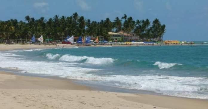 Praia de Maracaípe é uma das melhores Praias de Ipojuca