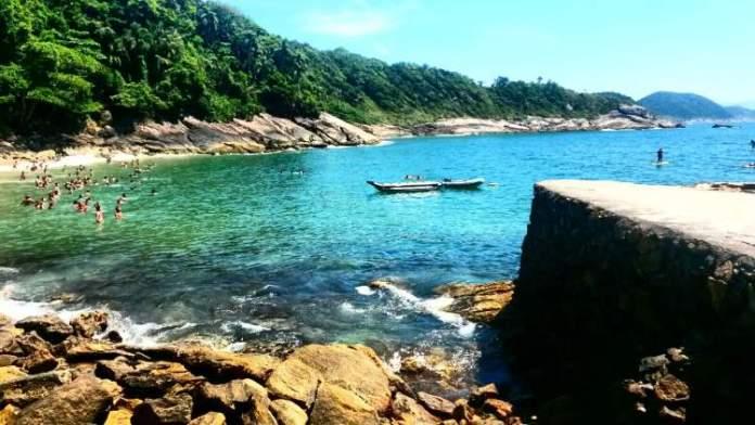 Praia do Éden no Guarujá post 5