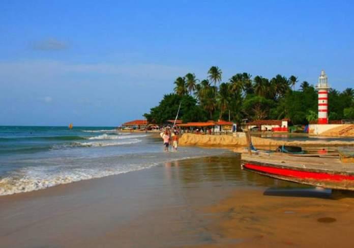 Praia do Munguba é uma das Melhores Praias de Paracuru