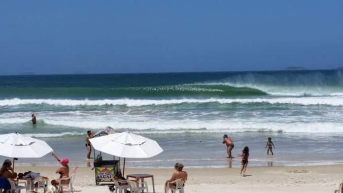Praia do Peró é uma das melhores praias de Cabo Frio