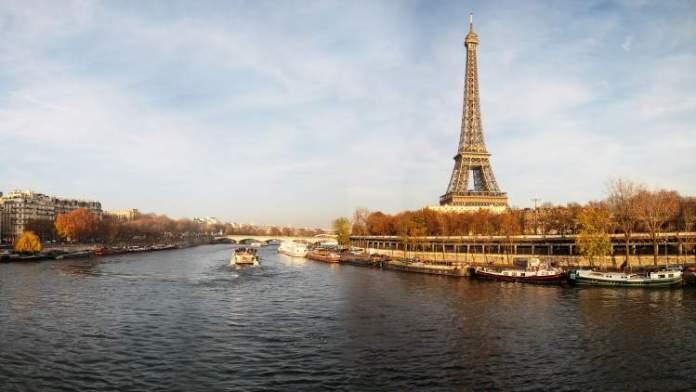Rio Sena é uma das Atrações Gratuitas em Paris