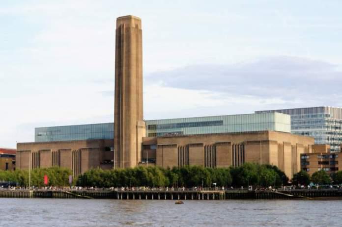 Tate Modern é uma das Atrações Gratuitas em Londres