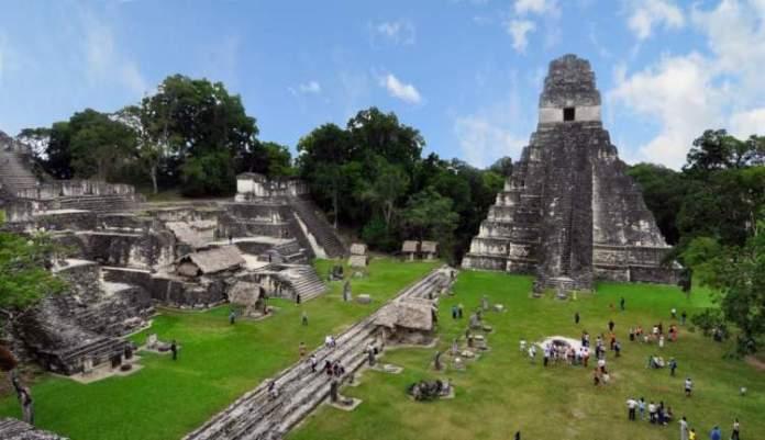 Tikal é um dos Destinos Incríveis na Guatemala