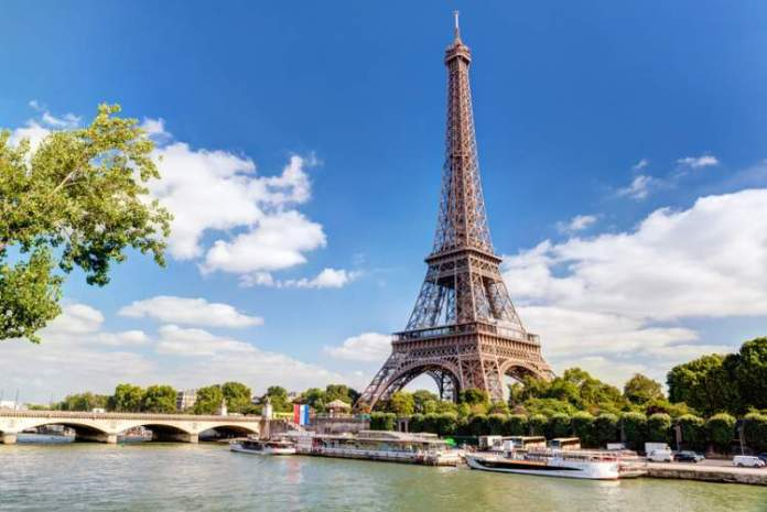 Tour é uma das Atrações Gratuitas em Paris