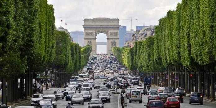 Visitar a Avenida Champs Elysées quando Viajar à Paris