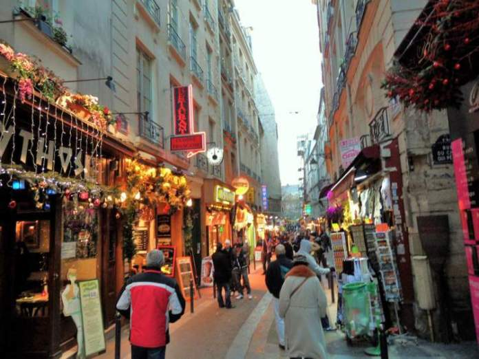 Visitar o bairro Latino quando Viajar à Paris