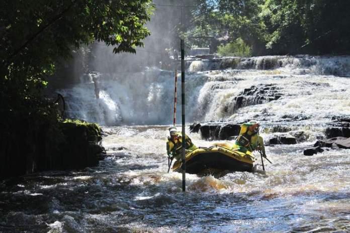 Brotas em São Paulo é um dos destinos para aventureiros
