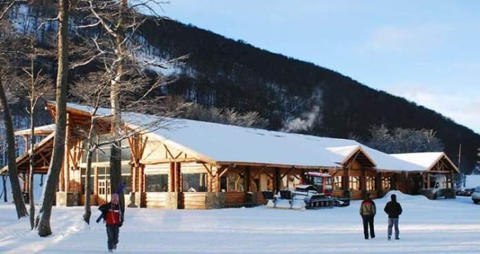 Cerro Castor na Argentina é um dos melhores destinos para esquiar