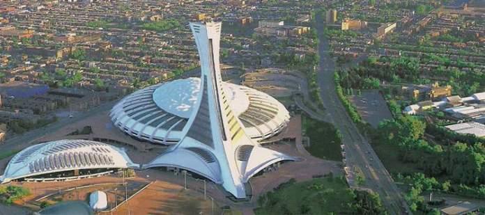 Olympic Park é um dos passeios diferentes para fazer em Montreal
