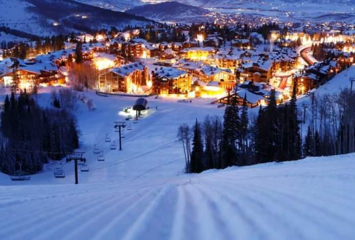 Park City, Utah nos Estados Unidos é um dos melhores destinos para esquiar