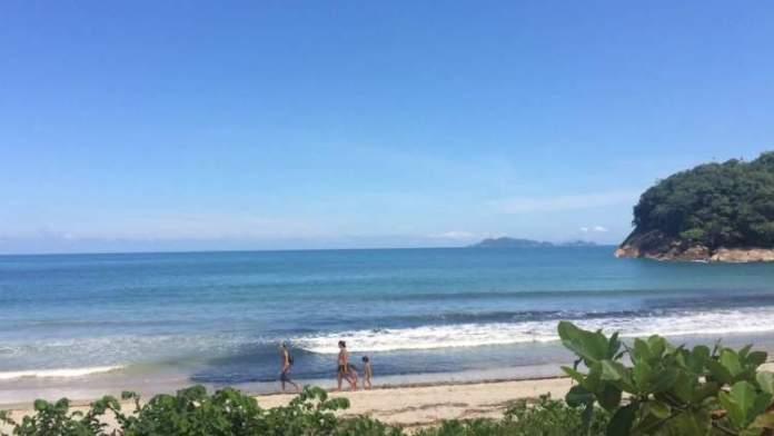 Praia do Camburi em Ubatuba post